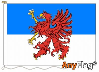 POMMERN  ANYFLAG RANGE - VARIOUS SIZES